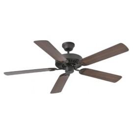 Светильник вентилятор ALOHA FARO 33710 коричневый