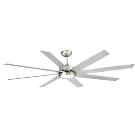 Светильник вентилятор CENTURY LED FARO 33554 серый