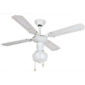 Светильник вентилятор ARUBA FARO 33121 белый