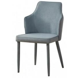 Кресло Nebraska MC - 25 серо-голубое Exouse