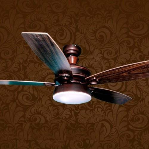 Вентилятор №48/7012 коричневый ALG
