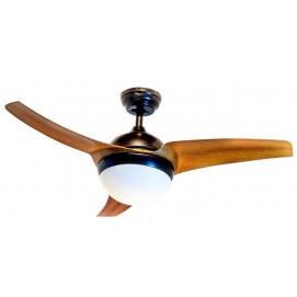 Вентилятор №42-7003 коричневый ALG