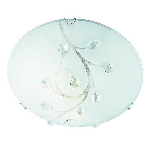 Настенно-потолочный светильник 2140-30 белый Searchlightelectric