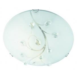 Настенно-потолочный светильник 2140-40 белый Searchlightelectric