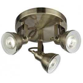 Спот 1543AB антик бронза Searchlightelectric