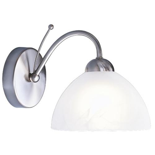 Бра 1131-1SS белое Searchlightelectric