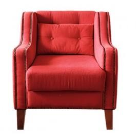 Кресло Тач розовое DaVanti