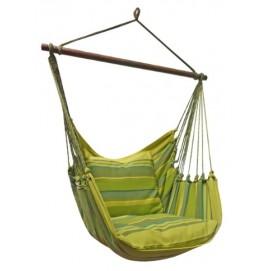 Подвесное кресло Iguana (20612) зеленое Evelek