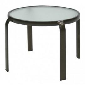Стол кофейный Montreal (13371) черный Evelek