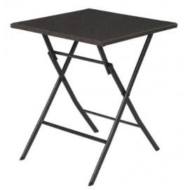 Стол складной Nico (20572) черный Evelek