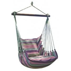 Подвесное кресло Aubergine (20620) цветное Evelek