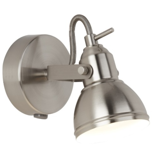 Бра 1541SS серебро Searchlightelectric