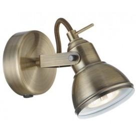 Бра 1541AB патина Searchlightelectric