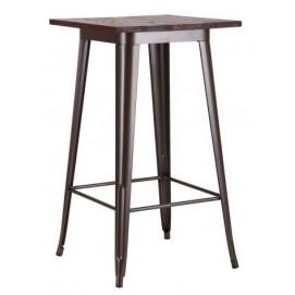 Стол барный Slash 521114 кофе Famm