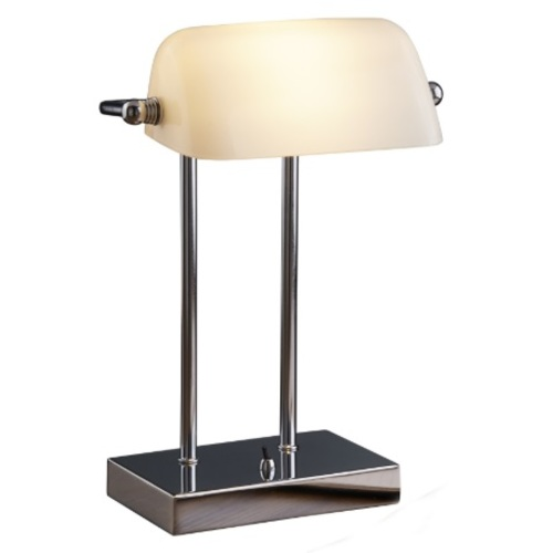 Лампа настольная 1200CC хром Searchlightelectric