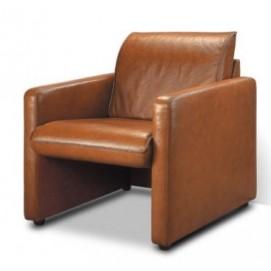 Кресло Гольф коричневое DaVanti