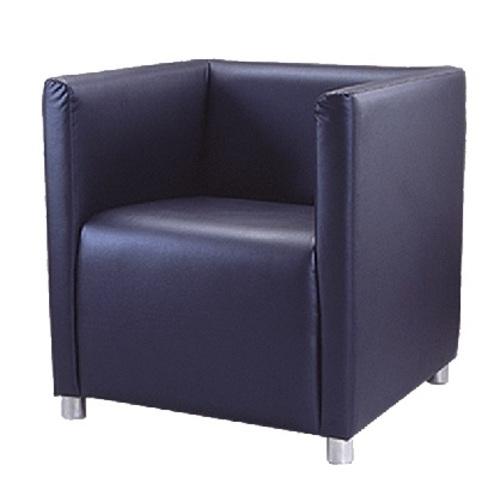 Кресло Квадро синее DaVanti