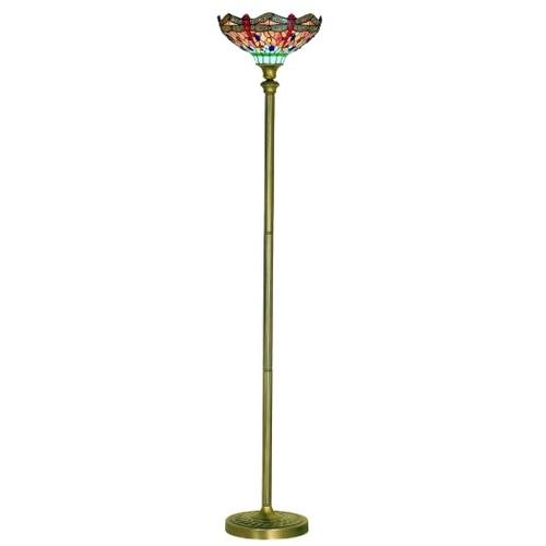 Лампа напольная 1285 цветная Searchlightelectric