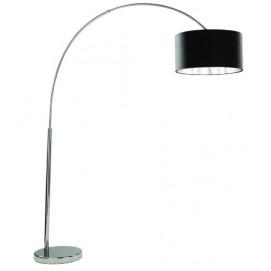 Лампа напольная 1013CC черная Searchlightelectric