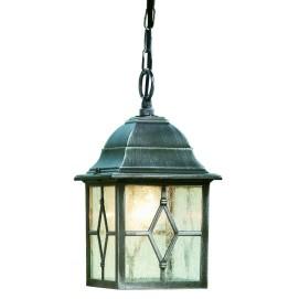 Лампа подвесная 1641 черная Searchlightelectric