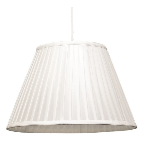Лампа подвесная L05-1 WH белая Levada 2018