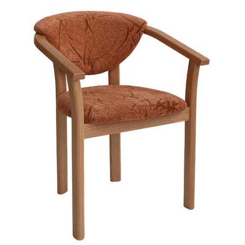Кресло Crocus (620008) коричневое VanVan