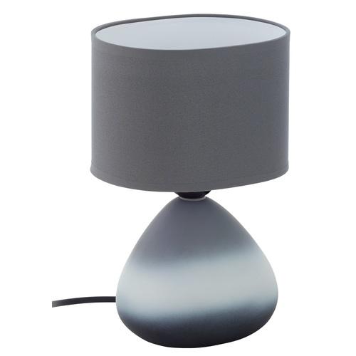 Лампа настольная BONILLA 97091 серая Eglo 2018