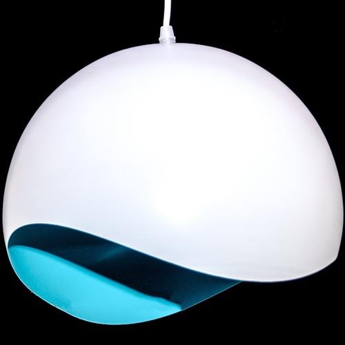 Лампа подвесная 8020BL белая ArtGal