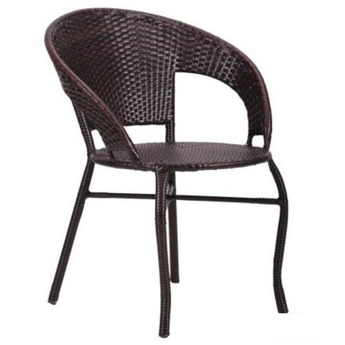 Кресло Catalina ротанг коричневый 519695 Famm 2018