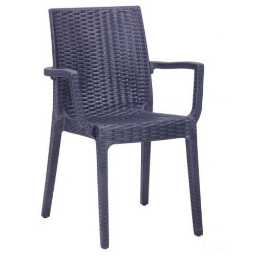 Кресло Dafne антрацит 515346 Famm 2018