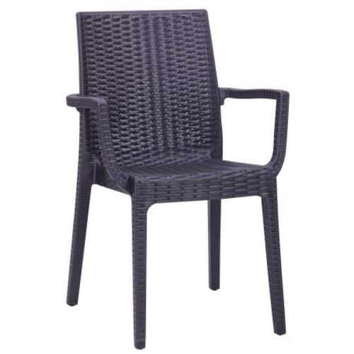 Кресло Dafne эспрессо 515345 Famm 2018