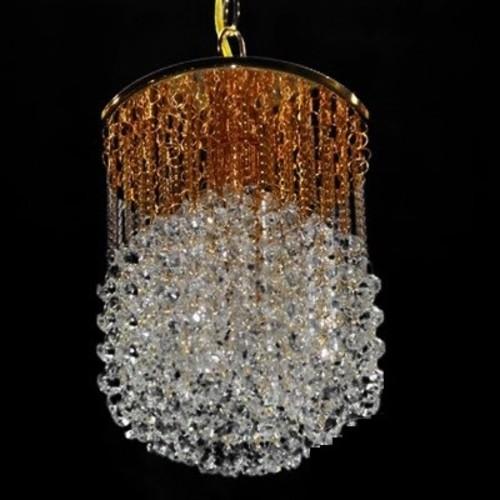 Лампа подвесная V-LS150105-1 хром Diasha