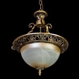 Лампа подвесная H31 белая Diasha