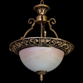 Лампа подвесная H28 белая Diasha