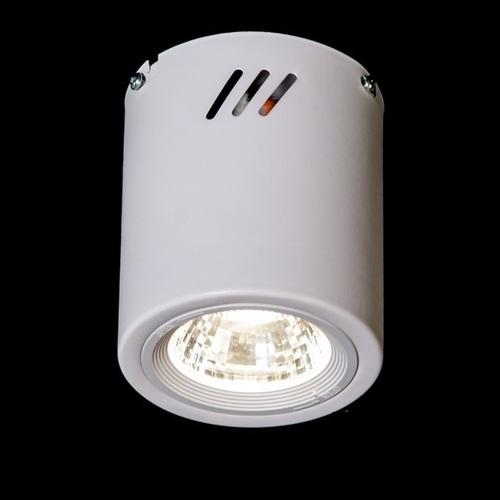 Накладной светодиодный точечный светильник 10W DB-SR108-COB-10W-W белый Diasha