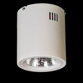 Накладной светодиодный точечный светильник 15W DB-SR135-COB-15W-W белый Diasha
