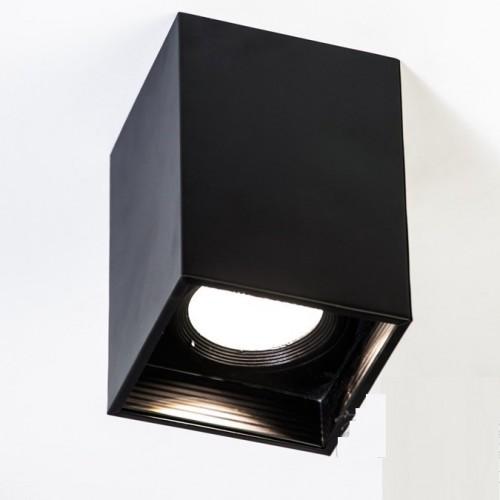 Накладной светодиодный точечный светильник 10W DB-SS108-COB-10W-B черный Diasha