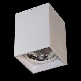 Накладной светодиодный точечный светильник 20W  DB-SS165-COB-20W-W белый Diasha