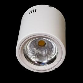 Накладной светодиодный точечный светильник 20W DB-SR165-COB-20W-W белый Diasha