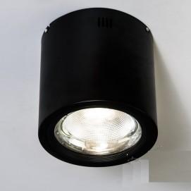 Накладной светодиодный точечный светильник 30W DB-SR225-COB-30W-B черный Diasha