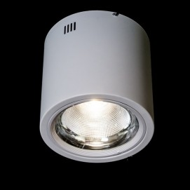 Накладной светодиодный точечный светильник 30W DB-SR225-COB-50W-W белый Diasha