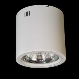 Накладной светодиодный точечный светильник 30W DB-SR225-COB-70W-W белый Diasha