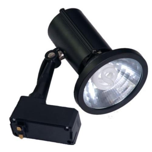 Прожектор H604BW черный Diasha