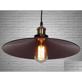 Лампа подвесная 6856-360R черная Diasha