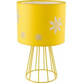 Лампа настольная 2894 желтая TK Lighting