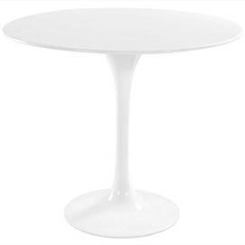 Стол обеденный Тюльпан М белый Mebelmodern