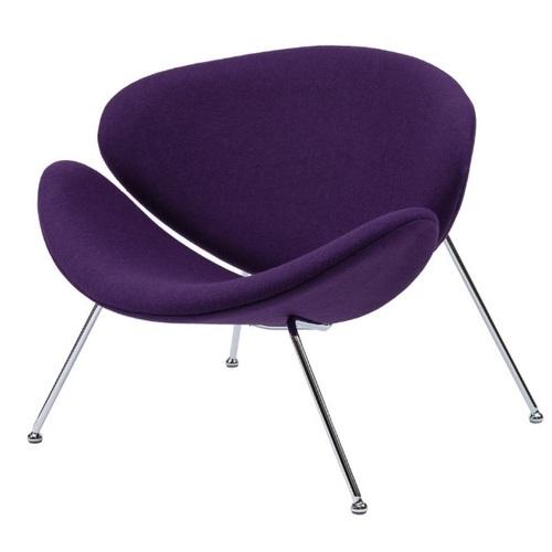 Кресло Foster фиолетовое Concepto