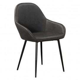 Кресло HY 7421 серое Primel