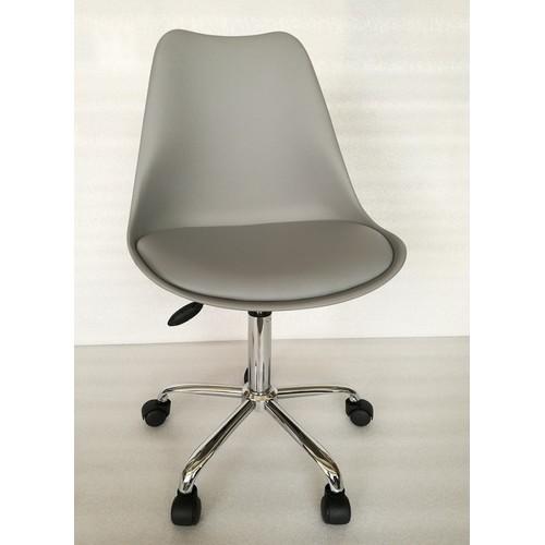 Стул офисный HY128-R серый Primel