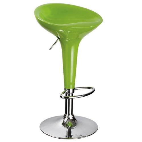 Стул барный AS-101 темно-зеленый Kordo